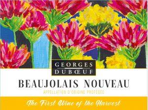 Beaujolias Nouveau! November is arriving